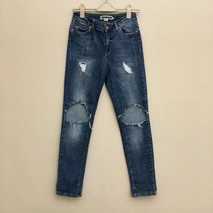 Noisy May High-Rise Kim Loose 105 Jeans